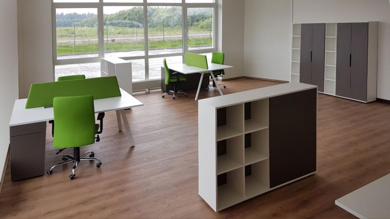 Energija spinduliuojantis ofisas –  norėtumėte čia dirbti?