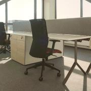 Sandelininku Kabineto Stalas Ir Kedes 2
