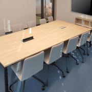 posėdžių baldai