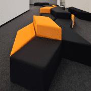 Modulinė minkštasuolių sistema ROMBO_4