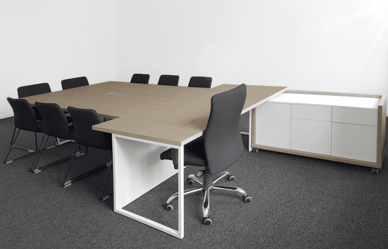 Susisiekimo įmonės naujame biure jau kuriasi darbuotojai