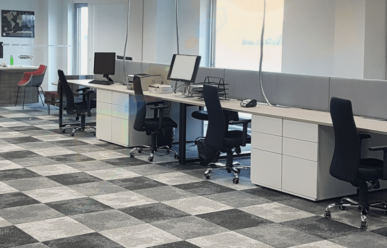 Naujas įmonės SIGNEDA biuras Kaune
