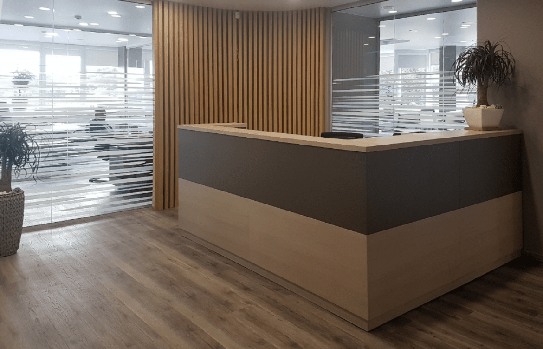 Elegantiškas biuras Kaune