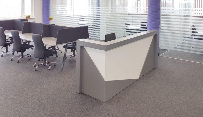 Naujas biuras veržliai augančiai telemarketingo įmonei